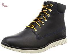 Timberland Mens Lace CA1925 Killington 6 Inch Boot Dark Brown Brown, Timberland Herren-Schuhe EU/US:44 - Chaussures timberland (*Partner-Link)
