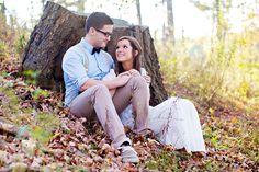 Country couple shoot