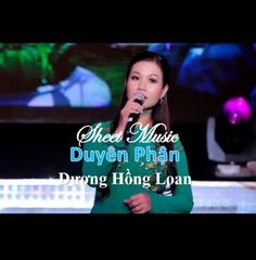 Sheet Music Duyên Phận – Dương Hồng Loan
