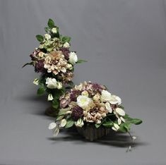Funeral, Floral Wreath, Crown, Wreaths, Flowers, Plants, Etsy, Jewelry, Vintage