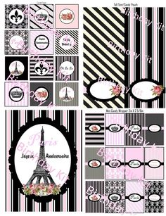 ScrapNteach: Free Little GIrl Silhouette Poster and Paris Themed Printables kit Chanel Birthday Party, Paris Themed Birthday Party, Birthday Party Themes, 5th Birthday, French Themed Parties, Paris Crafts, Parisian Party, Kids Party Themes, Party Ideas