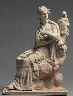 Roman and Greek Art — mini-girlz: Maenads and Pan BC. Machu Picchu, Statues, Greece Culture, Ancient Goddesses, Terracota, Grand Palais, Greek Art, Effigy, Italian Art