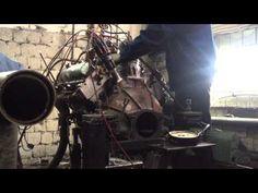 (45) обкатка двигателя ЗИЛ 130 - YouTube Youtube, Youtubers