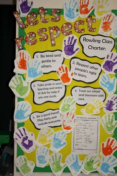 Year 4 class RRS (Rights and Responsibility) board / charter / display. Classroom Display Boards, Year 1 Classroom, Ks2 Classroom, Classroom Organisation, Classroom Rules, Classroom Displays, Classroom Themes, Preschool Displays, Bulletin Boards