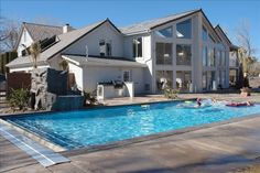 St. George Vacation Rental - VRBO 110823 - 10 BR UT House, Large Estate Home, Private Pools & Spa, Wifi, Sand Volleyball