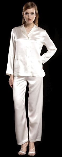 "La Perla -  Studio Pajama Pants - Grey, Olivia Pope, Scandal, Episode 220 ""A Woman Scorned"""