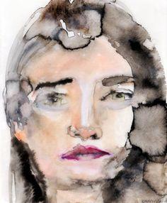 "Saatchi Art Artist Lisa Krannichfeld; Painting, ""2. Sixty-three."" #art"