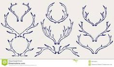 Want a replica of first buck antlers on inside right arm