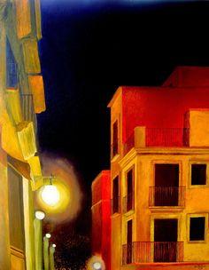 Juan Díaz Almagro. El Carmen. Óleo sobre lienzo. 2007