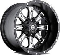 Fuel Off-Road Throttle D513 Matte Black/ Milled