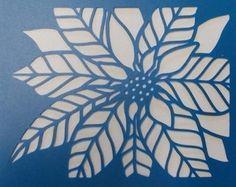 Plantilla es de aproximadamente 4.5 x 7 pulgadas...  Las plantillas se cortan de 127 micras Mylar transparente... La plantilla puede ser usada 100 veces sin degradar... este material es extremadamente fuerte y flexible y es de una calidad extremadamente alta...   Estaré encantado de responder cualquier pregunta que pueda tener...   GASTOS DE ENVÍO  Las plantillas son enviadas por correo estándar de Australia Post... (Gastos de envío gratis dentro de Australia solamente)  Plazos de entrega…