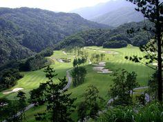 Gapyeong Benest Golf Club - Gyeonggi-do, South Korea - Nicklaus Golf Course Design
