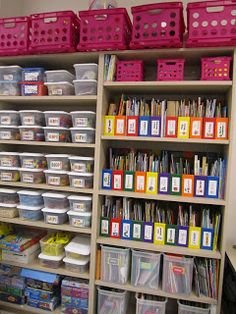 10 of the best Pinterest home library organization ideas