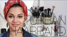 turban binden - YouTube