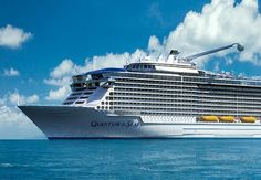 Sneak Peek: Inside Royal Caribbean's New Ship #cruises