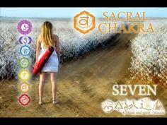 ▶ Seven chakras music - SACRAL chakra - MASALA -
