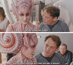 Star Trek Beyond | Chekov Seriously how I flirt with ppl. Anton Yelchin was so beautiful. Look at that handsome man.