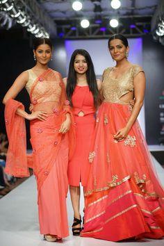 Half Saree, Sarees, Fashion, Moda, Fasion, Fashion Illustrations, Fashion Models, Saree