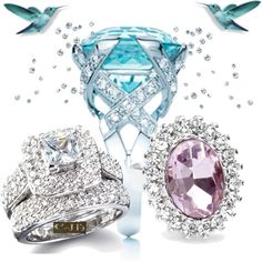 Rings by enchanting-muse on Polyvore