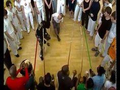 Capoeira Integração Berlin: Ritmo, Ritual e Respeito