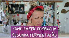 COMO FAZER SABORIZAÇÃO DE KOMBUCHA - 2ª FERMENTAÇÃO Kefir, Cura Interior, Youtube, Food, Kombucha Tea, Tips, Recipes, Essen, Meals