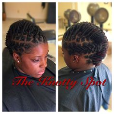 Loc Style Styled By: Maquita James Call (803)-237-1894 or Book a consultation…