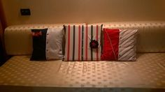 Creare per Credere: Riciclo :cuscini con vecchie camicie e perchè no a...