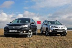 Comparing Cars: 2008 Honda CR-V vs Toyota Rav4 - Caza.co.ke | Car Reviews and Updates, Motoring news and Kenyan Info