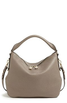 d0cfb6261ae4 Burberry  Ledbury - Small  Hobo available at  Nordstrom Purses 2017