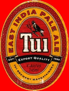 Tui - beer in NZ ❤ Mangatainoka is a small settlement in the Tararua District of New Zealand's North Island. It is located on the banks of the Mangatainoka River, 5 km north of Pahiatua. New Zealand Food And Drink, Beer Images, North Island New Zealand, Long White Cloud, Kiwiana, All Things New, Best Beer, Home Brewing, What Is Like