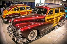 Pontiac woody wagon