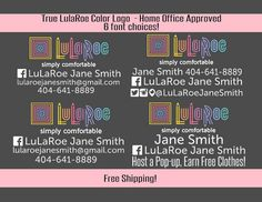 Lularoe Custom Car Decal Lularoe Car Decal by TheRockingJay