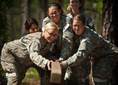 WOMEN IN THE US Military~ The Defense Department's decision to lift its official ban on women in combat is an acknowledgement of reality. Nonetheless, it's an historic move, both sobering & exhilarating. It affirms the importance of women in defending this country & removes barriers that have impeded them in that work. Yes! ~ 24 Jan 15 http://www.washingtonpost.com/opinions/women-in-combat-the-military-faces-reality/2013/01/24/bb4428a0-6665-11e2-85f5-a8a9228e55e7_story.html