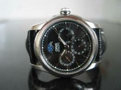 Oris Artelier Complication Omega Watch, Gentleman, Watches, Accessories, Wristwatches, Gentleman Style, Clocks, Men Styles, Jewelry Accessories
