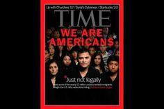 """""""We are americans *just not legally"""" (Somos americanos *pero no legalmente) junio 2012 - DE10"""