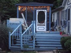This Deck Makeover with 2x4's Is Magical