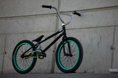 Pro BMX Bike Check - Coco Zurita's Colony - Ride BMX Magazine