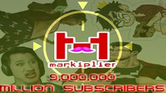 Markiplier 9 Million Subscribers Congrats