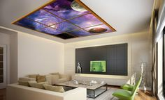 Wallpaper Mural SUPERNOVA Photo Wallpaper Wall Murals 936VE CM