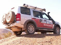 Land Rover Discovery 3 TDV6 by Bookabee Tours Australia, via Flickr