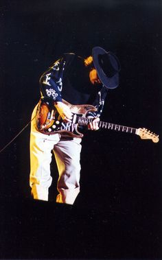"Stevie Ray Vaughan - ""In Step Tour"" July 28, 1989 - Riverfest - Harriet Island - St. Paul, MN"