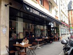 La Chambre aux Oiseaux, Paris. The perfect place for breakfast.