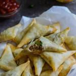 original_title] – Our Good Life East African Lamb Sambusas/Samosas There is a lot of Indian and Middle eastern influence in Africa, and in East Africa, these Sambusas are the African sisters of Samosas. Samosas, Gourmet Recipes, Healthy Recipes, Lamb Recipes, No Flour Cookies, Keto Cookies, Samosa Recipe, Vegetable Prep, Vegetarian Recipes