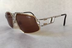 d4b6c538eb0 Cazal 961 Col 963 Vintage Sunglasses Made in Germany New Old Stock Brillen  Herren