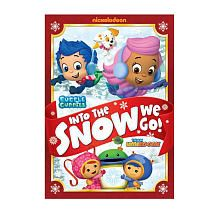 Bubble Guppies and Team Umizoomi: Into the Snow We Go DVD