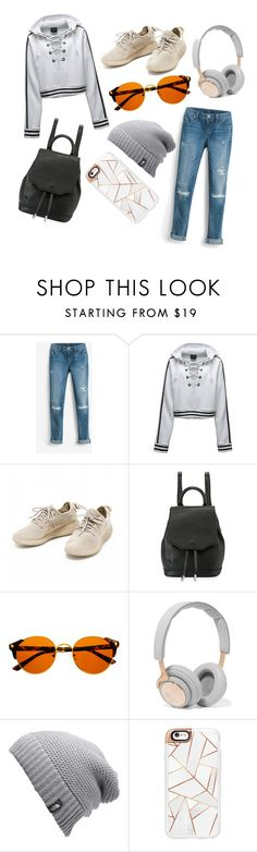 """Sunday Chill"" by beetbij ❤ liked on Polyvore featuring White House Black Market, Puma, rag & bone, B&O Play, The North Face and Casetify"