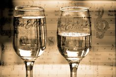 Music is the wine that fills the cup of silence. #Music