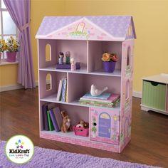 AmazonSmile: KidKraft Dollhouse Bookcase: Toys & Games