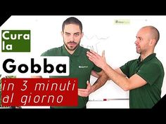 Cura la gobba in 3 minuti al giorno! - YouTube Wellness Fitness, Yoga Fitness, Health Fitness, Anti Cellulite, Get In Shape, Science And Technology, Pilates, Exercise, Gym