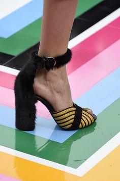 Salvatore Ferragamo Fall 2016 Ready-to-Wear - Runway Details - Fashion Unfiltered